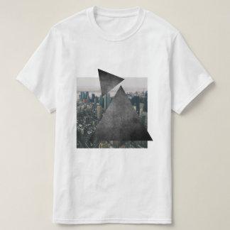 City Geometric Skyline T-Shirt