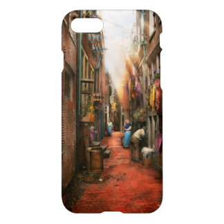 City - Germany - Alley - The other half 1904 iPhone 7 Case
