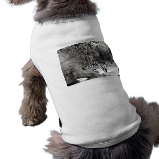 City Guardian Sleeveless Dog Shirt