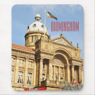 City Hall in Birmingham, England UK Mouse Pad