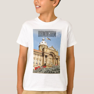 City Hall in Birmingham, England UK T-Shirt
