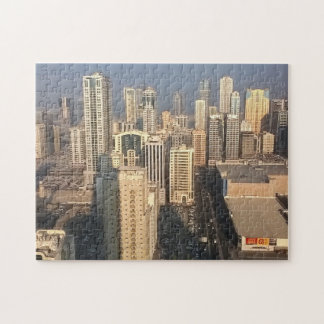 City Heights Jigsaw Puzzle