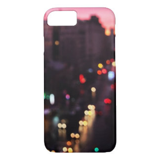 City in Bokeh | New York, New York iPhone 7 Case