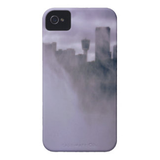 City in the Mist Blackberry Case-Mate iPhone 4 Cases