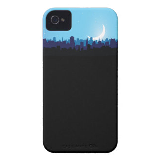 City in the night Case-Mate iPhone 4 cases