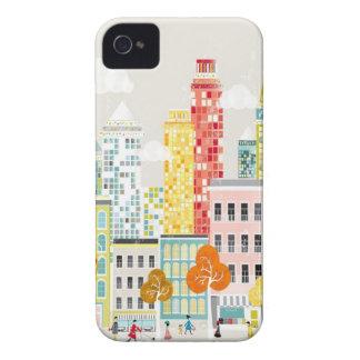 City iPhone 4 Case