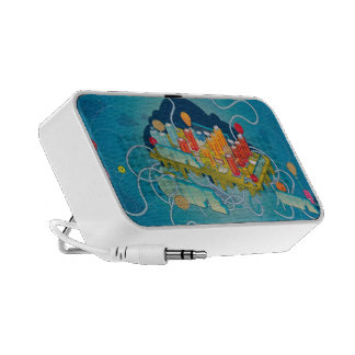 city laptop speaker