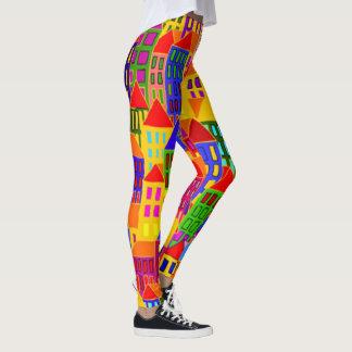 city leggings