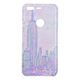 City Life Google Pixel Clearly™ Case