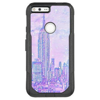 City Life Google Pixel XL Otterbox Case