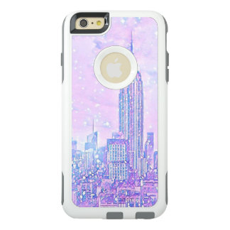 City Life iPhone 6 Plus Otterbox Case