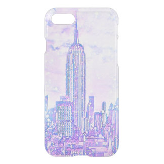 City Life iPhone 8/7 Clearly™ Case