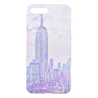 City Life iPhone 8/7 Plus Clearly™ Case
