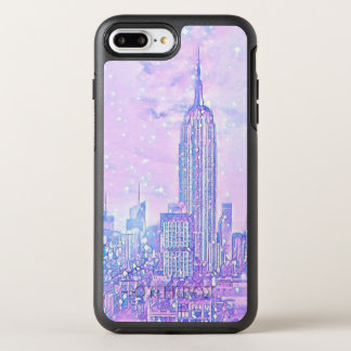 City Life iPhone 8/7 Plus Otterbox Case