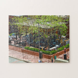 City Life Jigsaw Puzzle