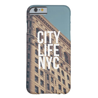 City Life NYC Barely There iPhone 6 Case