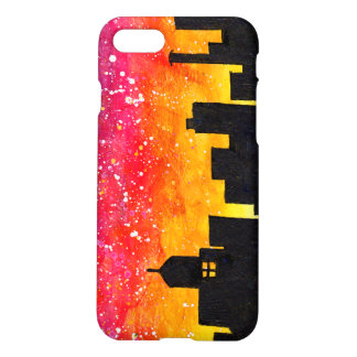 City Lights #5 iPhone 7 Case