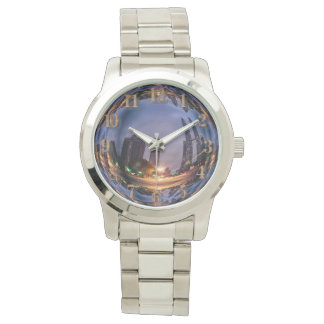 City Lights Custom Watch 1093 By Zazz_it
