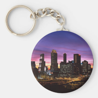 City Lights Key Chains
