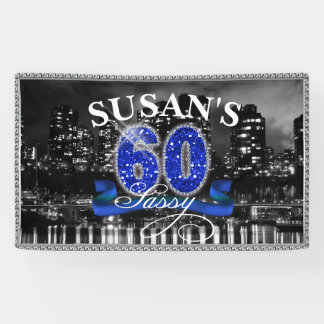 City Lights Sassy Sixty ID191 Banner