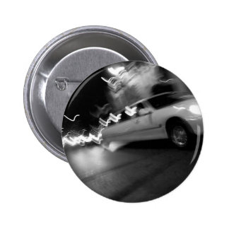 City Limousine at Night Button