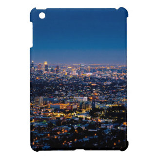 City Los Angeles Cityscape Skyline Downtown Case For The iPad Mini