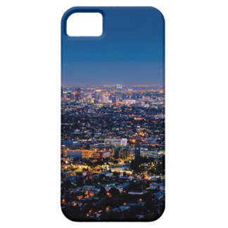 City Los Angeles Cityscape Skyline Downtown iPhone 5 Cover