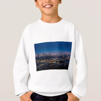 City Los Angeles Cityscape Skyline Downtown Sweatshirt