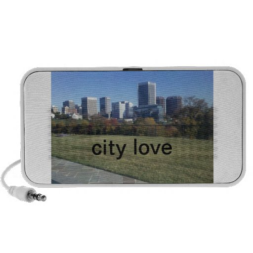 city love portable speakers