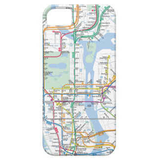 City Map Case Cover