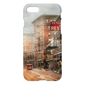 City - New Orleans - A look at St Charles Ave 1910 iPhone 7 Case