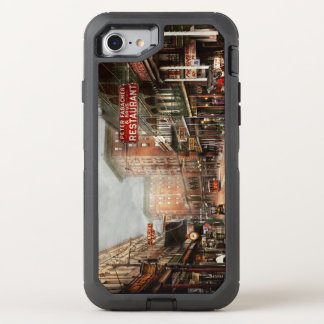 City - New Orleans - A look at St Charles Ave 1910 OtterBox Defender iPhone 7 Case