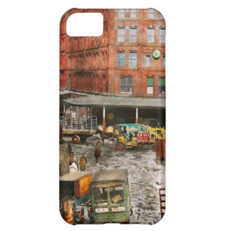 City - New York NY - Stuck in a rut 1920 iPhone 5C Case