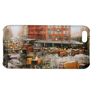 City - New York NY - Stuck in a rut 1920 iPhone 5C Cover