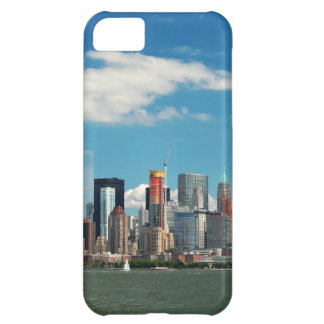 City - New York NY - The New York skyline iPhone 5C Case