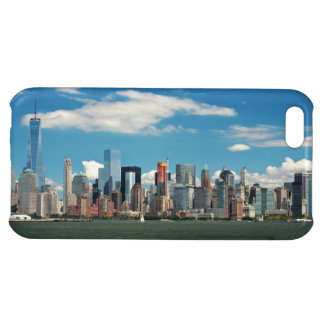 City - New York NY - The New York skyline iPhone 5C Covers