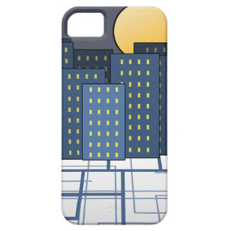 City Night iPhone 5 Cases