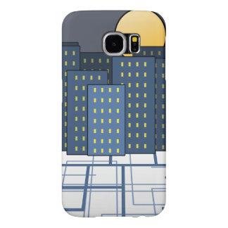 City Night Samsung Galaxy S6 Cases