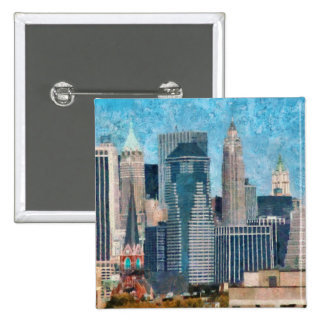 City - NY - A touch of the city Pins