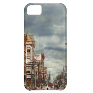 City - NY - The ever changing market place 1906 iPhone 5C Case