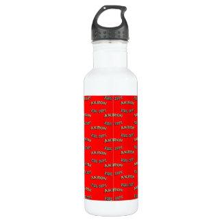 City of Akron Ohio Fire Department Water Bottle. 710 Ml Water Bottle