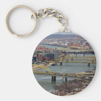 City of Bridges Key Ring