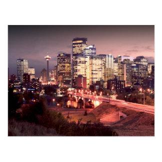 City of Calgary Postcard