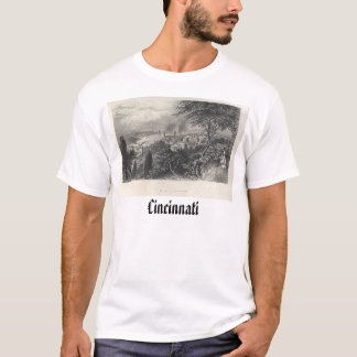 City of Cincinnati, Cincinnati T-Shirt