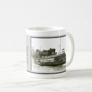 City of Cleveland III B&W mug