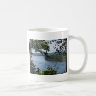 City of Dubuque, Iowa on the Mississippi River Coffee Mug