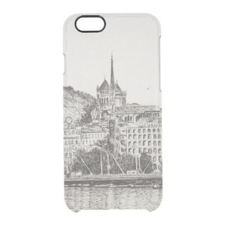 City of Geneva 2011 Clear iPhone 6/6S Case