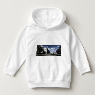 City of Geneva and its water jet Hoodie
