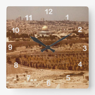 City of Gold Clock