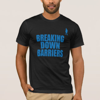 City Of Hoops: Breaking Down Barriers/ All Colors T-Shirt